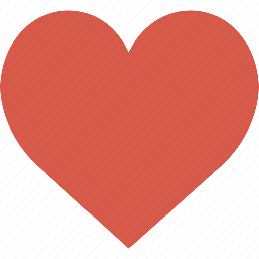 heart, like, love, romance, romantic, valentine icon