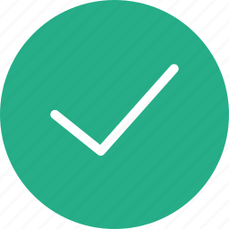 check, ok, success, tick, yes icon