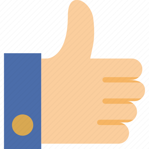 Like, thumb, up icon - Download on Iconfinder on Iconfinder