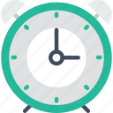 alarm, clock, schedule, timer, watch icon