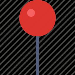 gps, location, pin, pointer icon