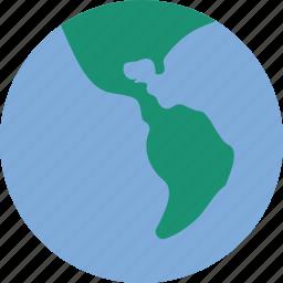earth, global, globe, planet, world, worldwide icon