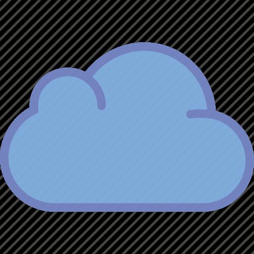 cloud, cloudy, computing icon