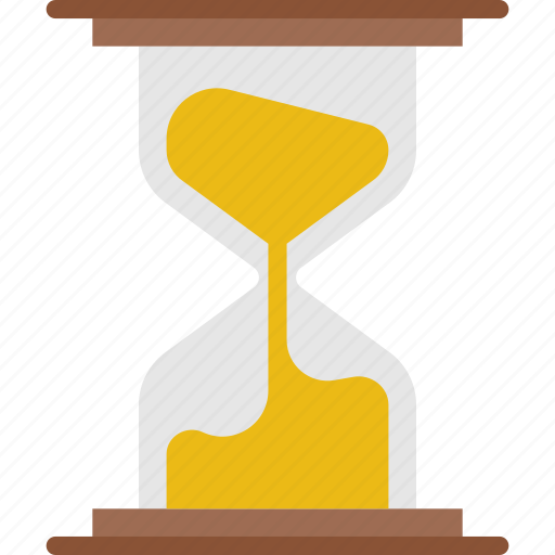 hourglass, sandglass, schedule, time, timer icon
