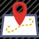 location, map, gps, marker, navigation