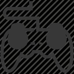 control, gamepad icon