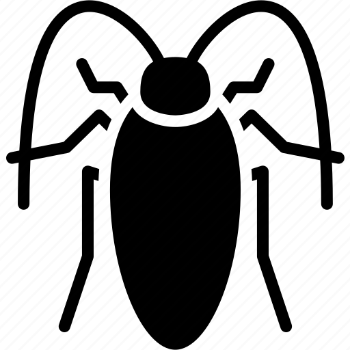 bug, cockroach, dirty, disease, insect, pest, roach icon