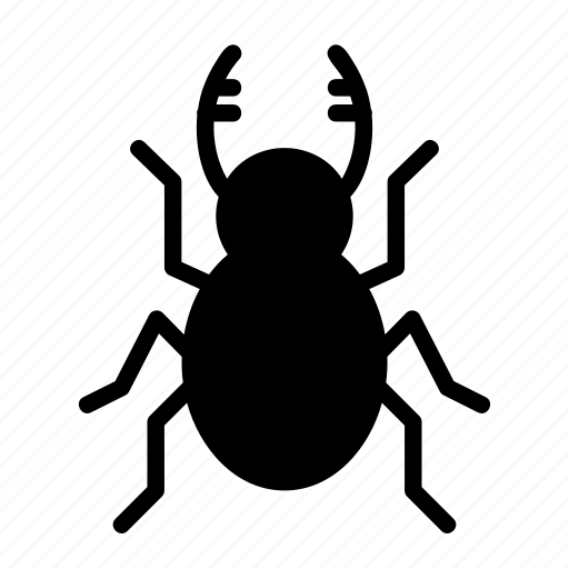 beetle, bug, insect, insect icon icon