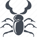 beetle, insect, insects, nature icon