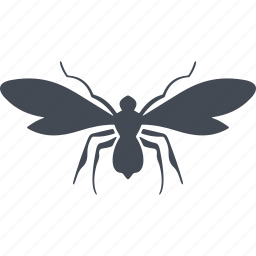 insect, insects, mosquito, wings icon