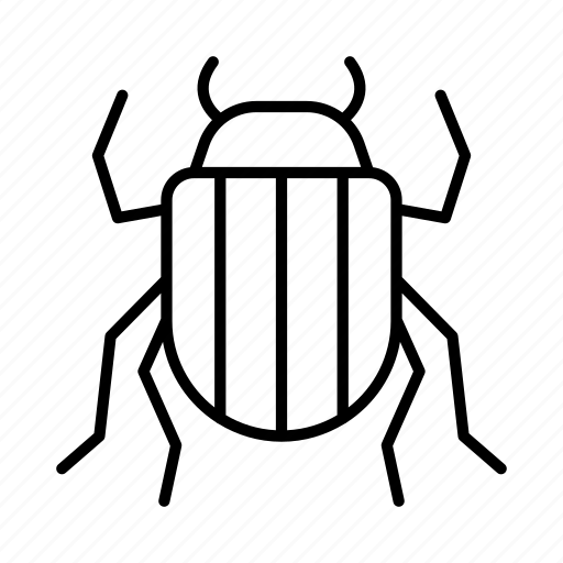 Beetle, bug, bugs, insect, insects, ladybug, pest icon - Download on Iconfinder