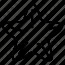 creture, ocean, sea, starfish icon