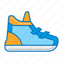 footwear, shoe, shoes, sneaker, sneakers icon