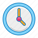 clock, hour, time, timing icon