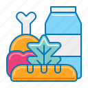 goods, groceries, grocery icon