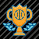 award, champion, league, sports, sports league, trophy, winner icon
