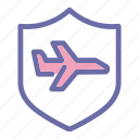 insurance, company, insurances, airplane