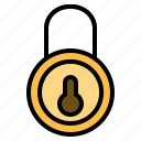 insurance, locked, save, security icon