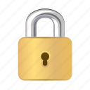 access, lock, password, safe, safety, security icon
