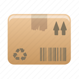 packet, paper, post, ship, shiping icon