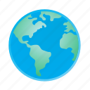 country, earth, global, globe, planet, world icon