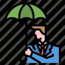 agent, broker, business, insurance, umbrella