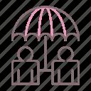 assumption, reinsurance, umbrela, users