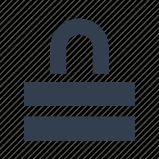 insurance, lock, padlock, security icon