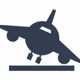 accident, air, aircraft, avia, danger, insurance, logistic, plane, transportation, travel icon
