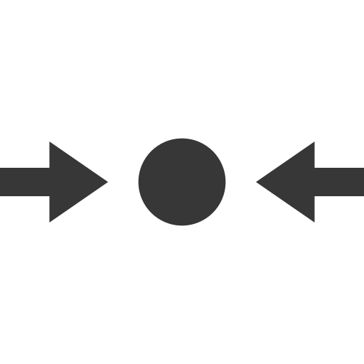 arrow, point icon
