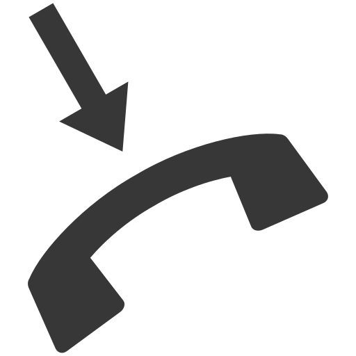 arrow, down, speakin, tube icon