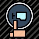 engine, push, self, start icon