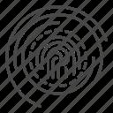 access, finger, fingerprint, identification, safety, security, thumbprint