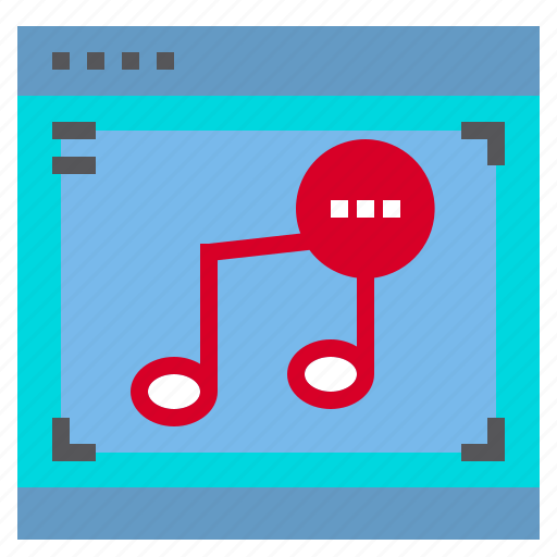 Interface, music, computer, song icon - Download on Iconfinder