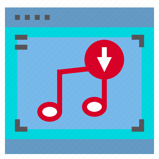 Download, interface, music, computer icon - Download on Iconfinder