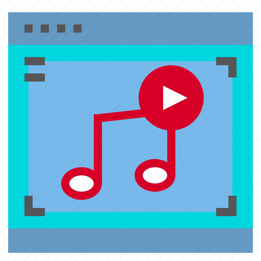 Interface, music, play, computer, song icon - Download on Iconfinder