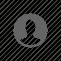 avatar, user, user pic icon