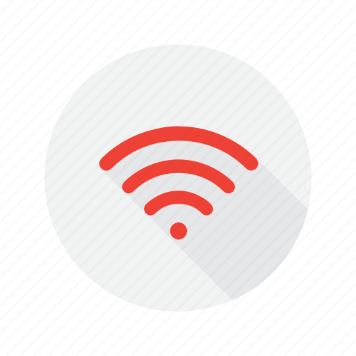 interface, signal, wifi icon