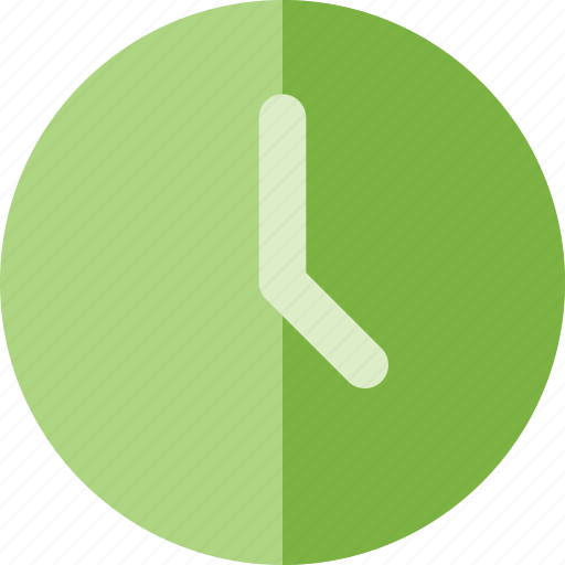 clock, interface, time, ui, ux icon