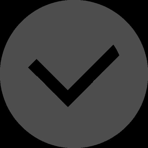 accept, approve, check, interface, ui icon