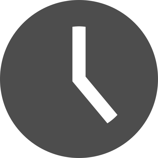 clock, time, timeline icon