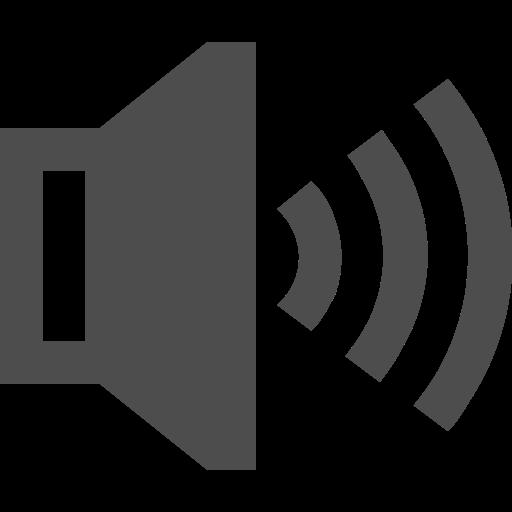 interface, sound, ui, volume icon