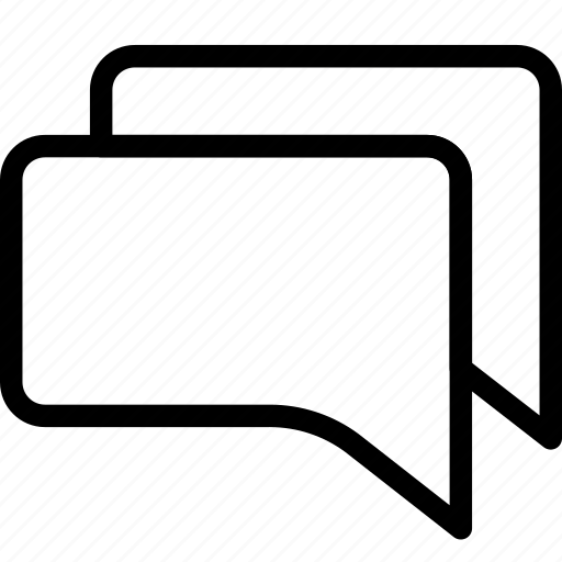 chat, chatting, communication, conversation, message icon
