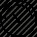 optimization, performance, speed, speedometer icon