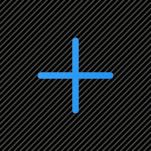 add, interface, plus, small icon