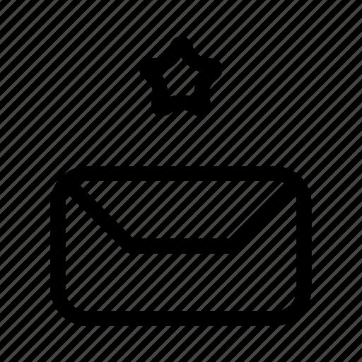 envelope, gui, mail, new, send, web icon