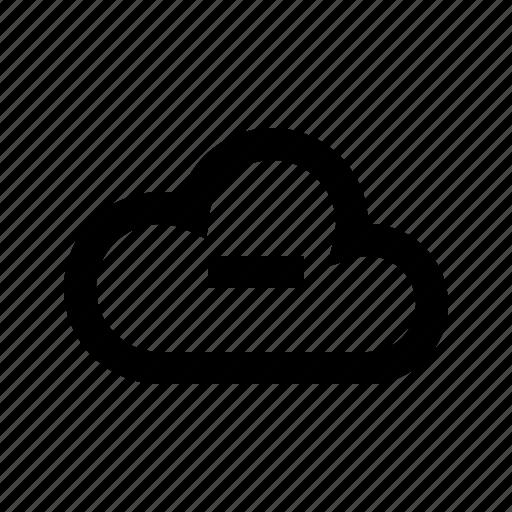 cloud, delete, gui, network, transfers, web icon