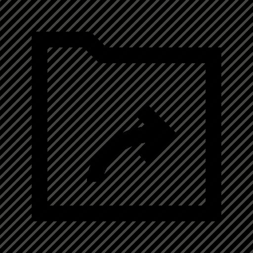 directory, folder, gui, share, web icon
