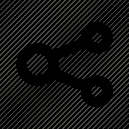 Link, media, share, social icon - Download on Iconfinder