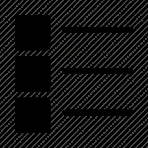 checklist, gui, list, todo, web icon